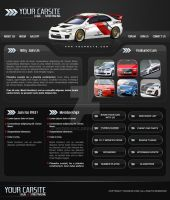 Car Layout 2 by hvdesignz