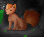 Vulpix by SAWasHere