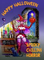 Hallow Card by dynapop