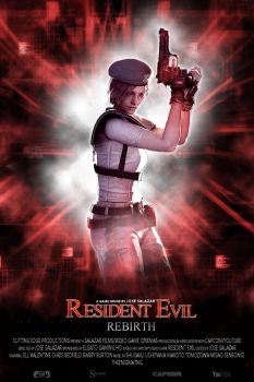 Resident Evil: Rebirth Official Poster by CuttingEdge93
