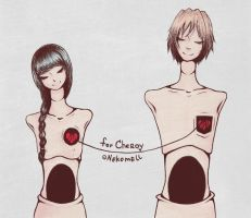 + AT for Cheroy + by nekomell