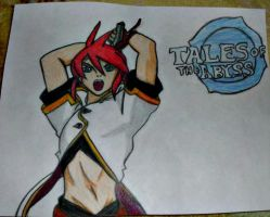 Luke fon Fabre - Tales of the Abyss by TheCoolCosplayer22