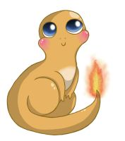 Charmander by Jell--O
