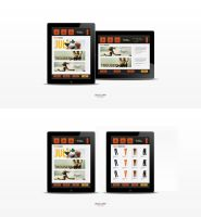 IPad app by djtrus