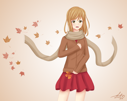 Autumn by NekoHanonx3