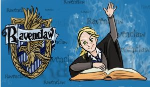 Ravenclaw by Lovelyruthie