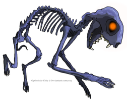 SPOOKY SCARY SKELETONS - Art contest entry by Optimistic-Chip