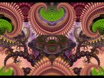 Fractal Art 1 by technoloop