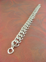 Half Persian Chainmaille by monsterkookies