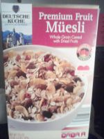 German Cereal by PaulLuvr
