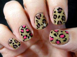 Holographic Cheetah/Leopard Print by Cowboy-Slightly