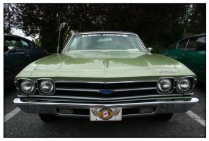 69 Chevelle by ashleytheHUNTER