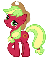 Applejack G3 concept by Durpy