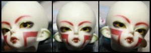 Face-Up Soom Syen - Ezequiel 'Quin' Vega by Kaalii