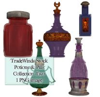 TW3D Potions and Pills Two by TW3DSTOCK