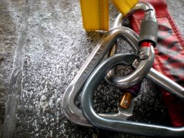 Carabiner by artemiscrow