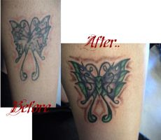 cover-up by KaraMiaTattoos