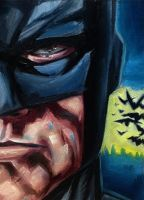Batman: The Dark Knight Graphic Heroes 99 by grantcooley
