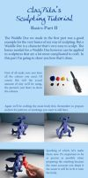 ClayPita's Sculpting Tutorial Part 2 by ClayPita