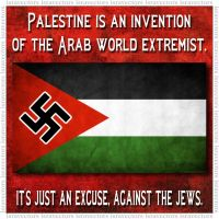 Palestine is an Invention against the jews. by israVectors