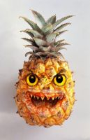 Pineapple on Steroids by thor8888