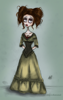 Nellie Lovett by ringosdiamond