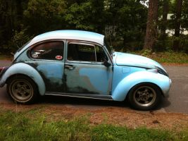 Pic of my bug 8 by NekoVWMike