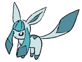 Little Glaceon by sunnyfish