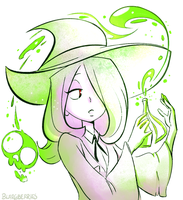 Sucy by blargberries