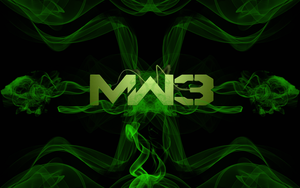 MW3 Wallpaper by k1m0s