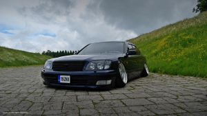 Lexus LS400 by ShadowPhotography