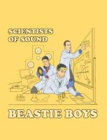 Scientists of Sound by peetietang