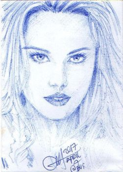 Melissa George by ethan-gmt