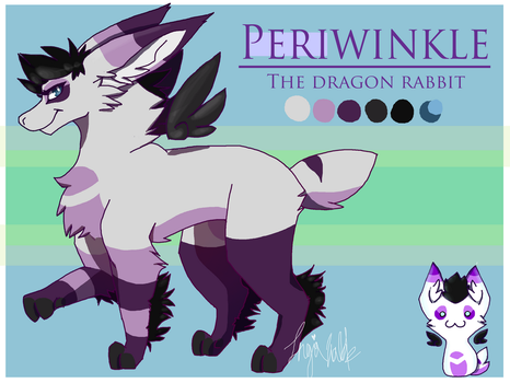 (New) Periwinkle Reference by 0MoonBoots0