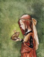 The Frog by asiapasek