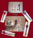 Oki custom stylus by darkpheonixchild