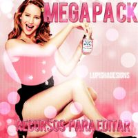 +MEGAPACK POR + 100 WATCHERS by LupishaGreyDesigns