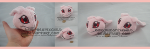 Koromon for SALE by darkpheonixchild