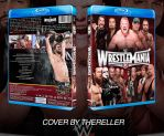 WWE WrestleMania 31 Custom BluRay Cover by TheReller