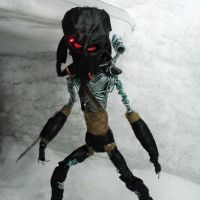 PREDATOR on ice by TheWallProducciones