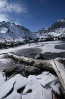 Convict Lake II by Roonwit