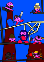 Kirby Fortress 2 by PantaroParatroopa