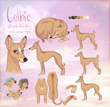 Colbie reference sheet by hathound
