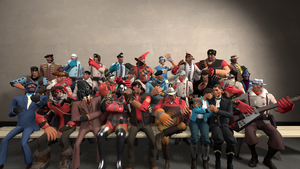 [SFM] Group photo by HerrdoktorHans
