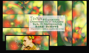 TetureX6 (600X200px) by Fairylandalse