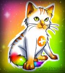 Point Kitty :CO: by Mallphilin