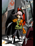 World Ends With You Contest by EndBlue