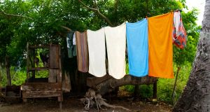 laundry by treehugginhippie