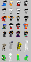 Homestuck According To - Blank and Updated by TobiBlackmore