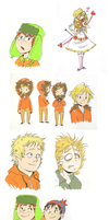 why am i drawing so much south park by Arkeresia
